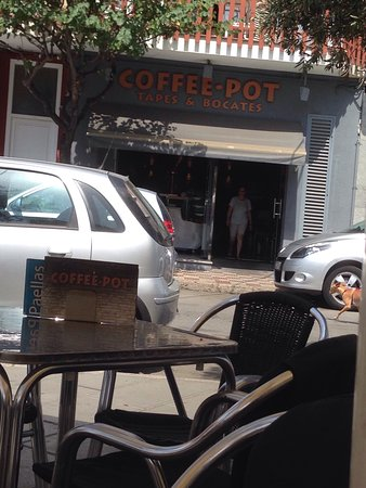 Coffee Pot - Tapas y bocatas