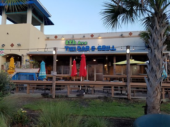 ‪8th Ave Tiki Bar & Grill‬
