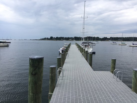 Stonington, CT: In & Out