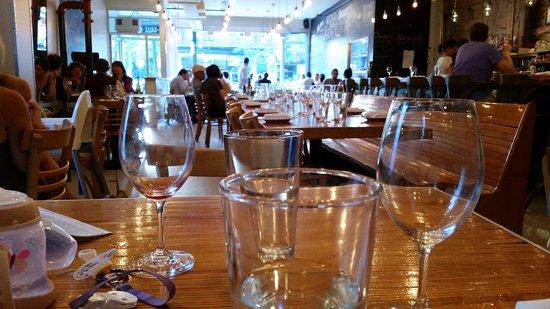 La salle a manger montreal plateau mont royal menu for La salle a manger montreal