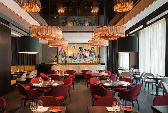 Nytårsaften Anmeldelse Af Restaurant Le Faubourg Berlin Tyskland