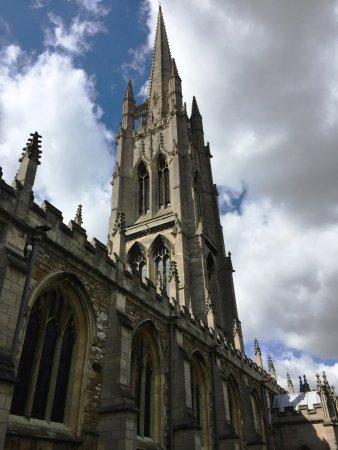 Louth, UK: Church