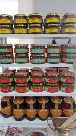 Darling, Sør-Afrika: Some more products on sale