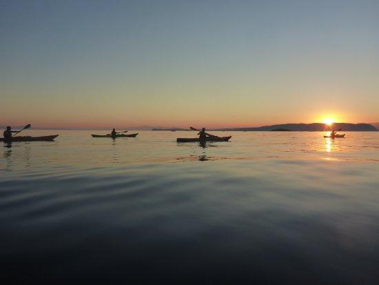 Glossa, Grecia: Sunset trip