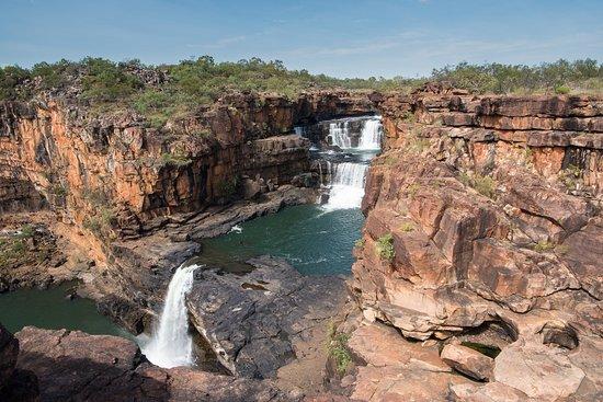 Mitchell Plateau, Australia: Mitchell Falls