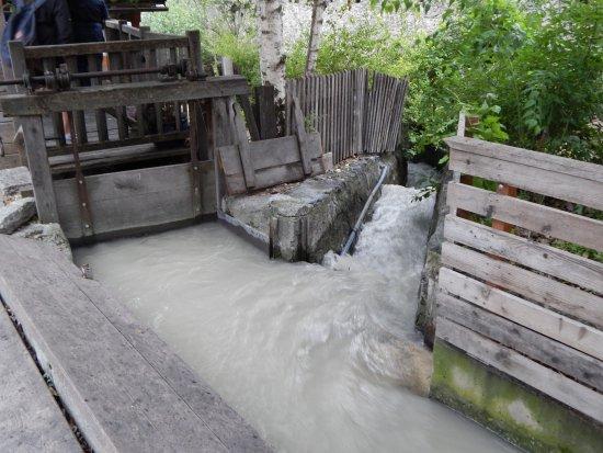 Glorenza, Italien: canale del mulino