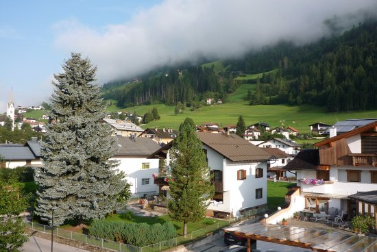 Hotel Gesser: vista dalla camera