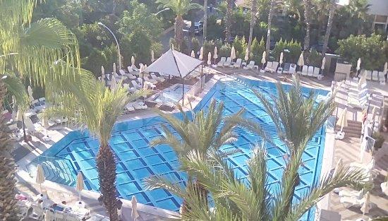 Hotel Aqua: Pool