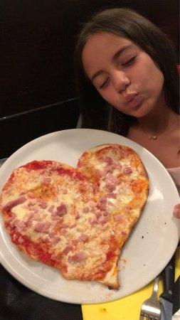Canet de Mar, Spain: Pizzeria Piccoloso
