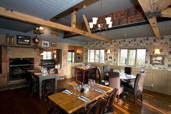Ormskirk, UK: Restaurant