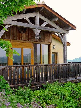 Saussignac, Francia: Wine Lodge