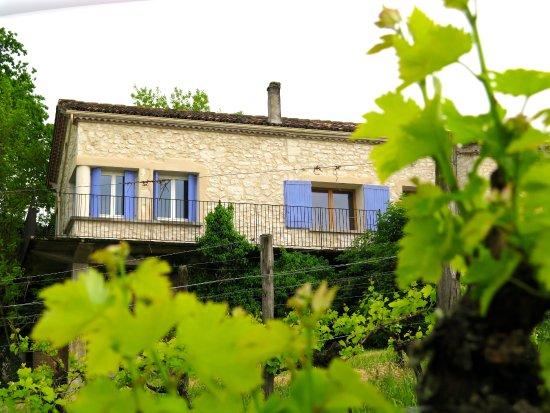 Saussignac, Francia: Cottage Terrasse