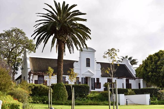 Durbanville, South Africa: Meerendal Boutique Hotel