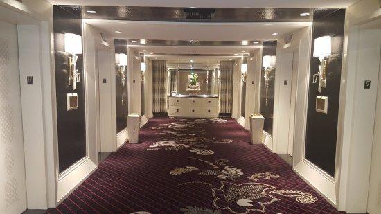 Encore At Wynn  Las Vegas: Elevator lobby