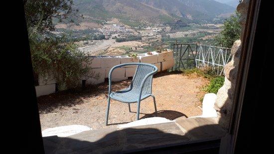 Orgiva, สเปน: Heerlijke uitzichten