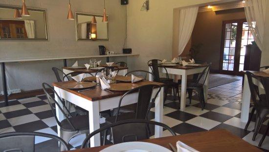 Safari Club: Sfeervol en heerlijk eten