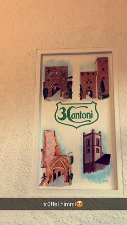 Civitella Paganico, อิตาลี: Ristorante 3 Cantoni