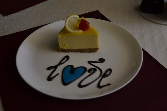 Mykolayiv, Ukraine: Лимонный десерт