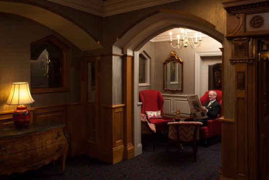 Park House Hotel: Hotel Lobby