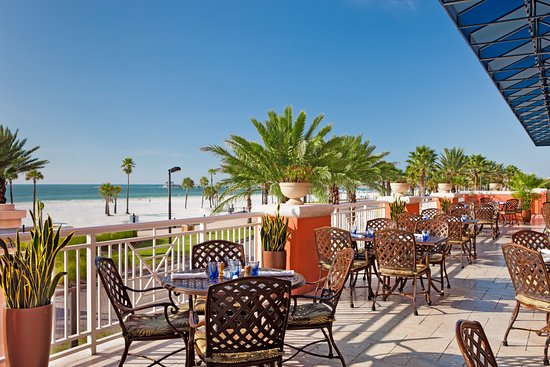 Dine Inside Or Out On The Patio To Enjoy Interactive Appetizers - Out on the patio