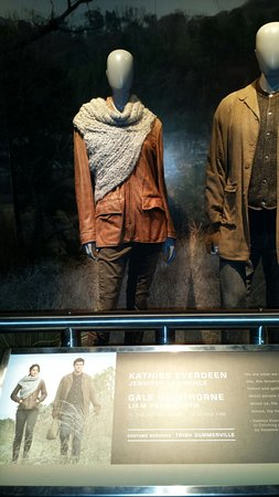 Frazier History Museum: Katniss and Gales