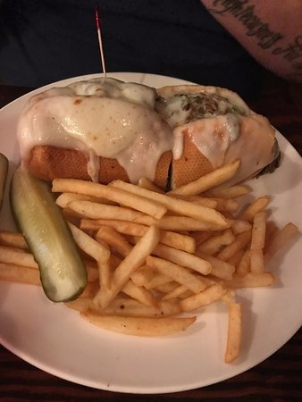 Belmont, Carolina del Norte: Philly Cheesesteak