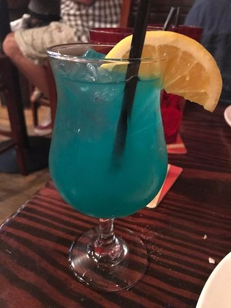 Belmont, Carolina del Norte: A fruity cocktail is always good with a meal