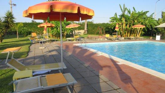 Villaggio Artemide swimming pool