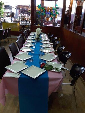 Salon arabe - Picture of Arabian Nights Restaurant ...
