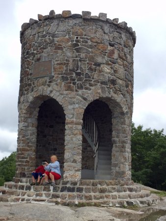 Mount Battie: tower
