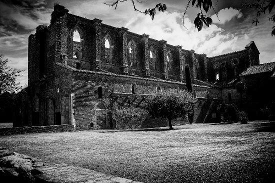 Chiusdino, Italia: Abbazia di San Galgano