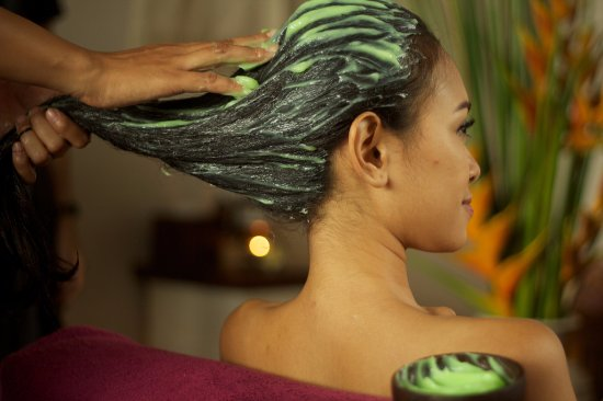 Kerobokan, Indonesia: Life isn't perfect, but your hair can be