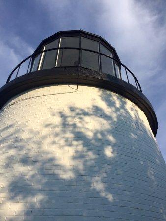 Owls Head, เมน: lighthouse