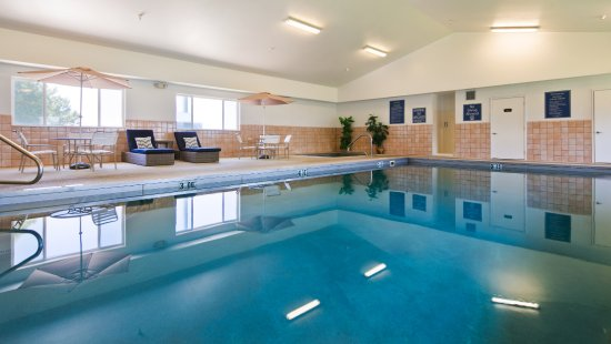 Vermillion, Νότια Ντακότα: Largest indoor pool and hot tub in town!