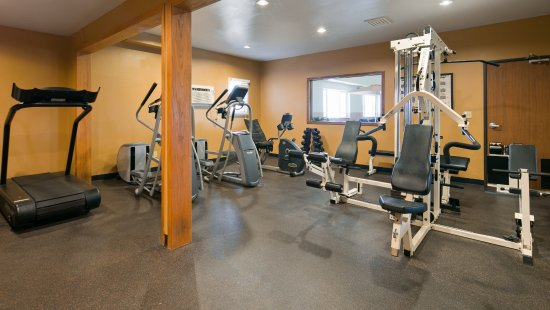 Vermillion, Νότια Ντακότα: Fitness Center