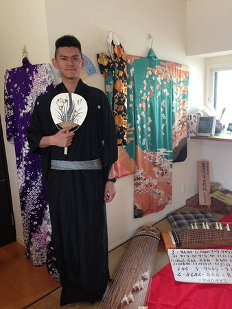 Nishitokyo, Jepang: You are allowed to choose the Kimono you would like to don