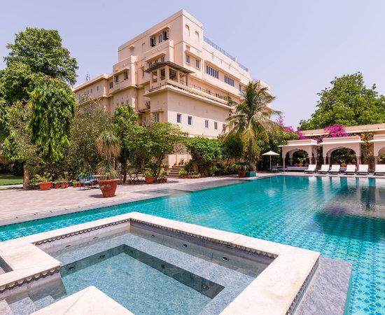 Die 10 Besten Hotels Mit Pool In Jaipur 2019 Mit Preisen