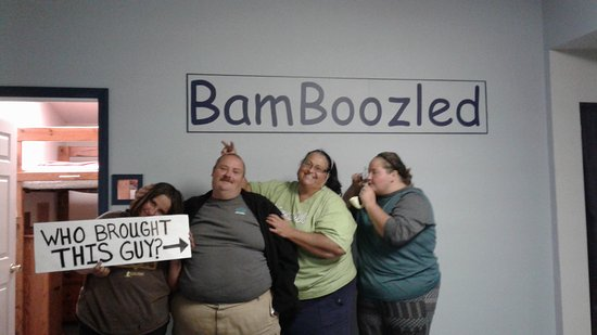 Hart, MI: Bamboozled Escape Rooms