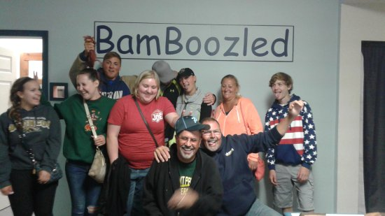 Bamboozled Escape Rooms