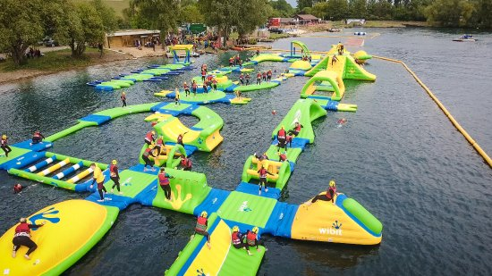 Datchet, UK: Plenty of fun for all ages