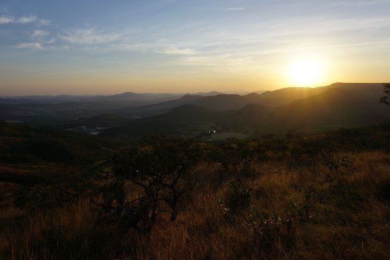 Ventilador Viewpoint: Por do sol maravilhoso!
