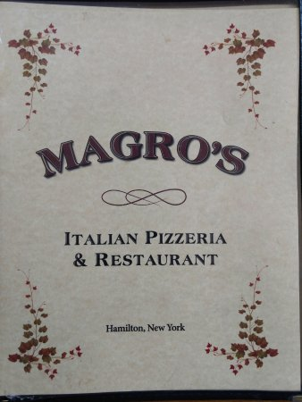 Magro S Diner And Restaurant