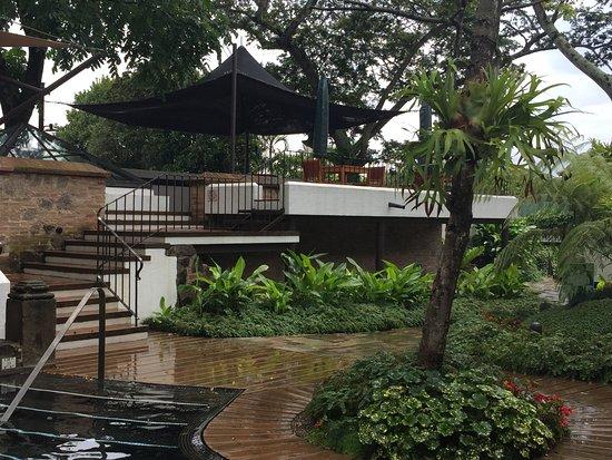 Hotel Museo Spa Casa Santo Domingo: view of the restaurant area