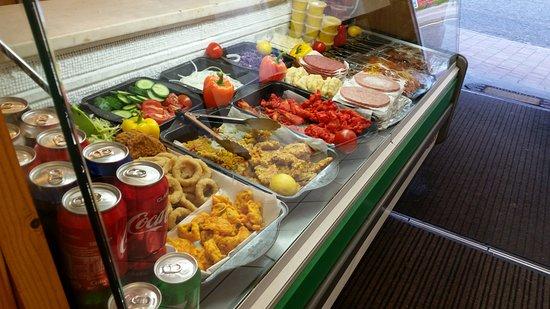 Forres, UK: ?food