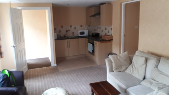 Piercebridge, UK: Plenty of room