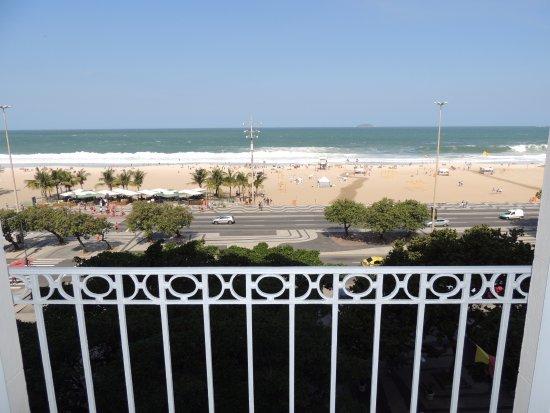 Belmond Copacabana Palace: Vista dO Quarto