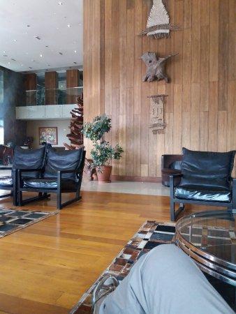 Hotel Manquehue Puerto Montt : Lobby