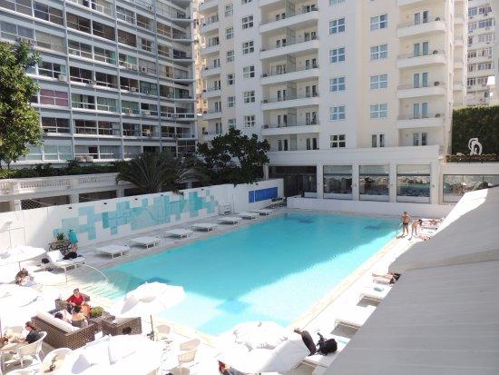 Belmond Copacabana Palace: Piscina
