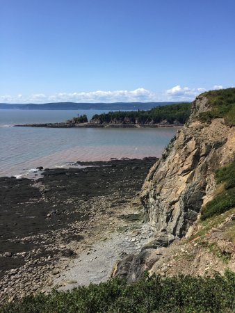 Waterside, Canadá: Cape Enrage