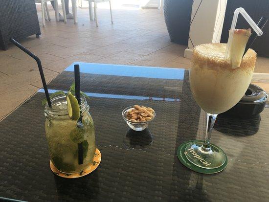 Playa Honda, Espanha: Excellent Cocktails